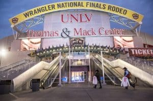 Cowboy UP: Wrangler National Finals in Las Vegas